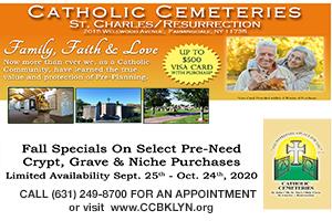 catholic cemetaries